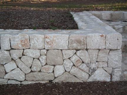 piedra mamposteria dry stone margera pared seca